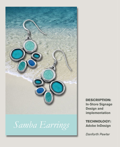 Danforth-Earrings